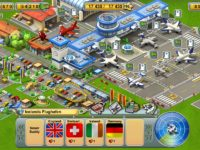 Skyrama Flughafen Simulationsspiel