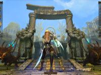 Die Söldnerin im gratis MMORPG Spiel