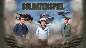 Soldatenspiel, neues Militärspiel