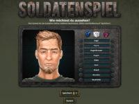 Soldatenspiel Browsergame