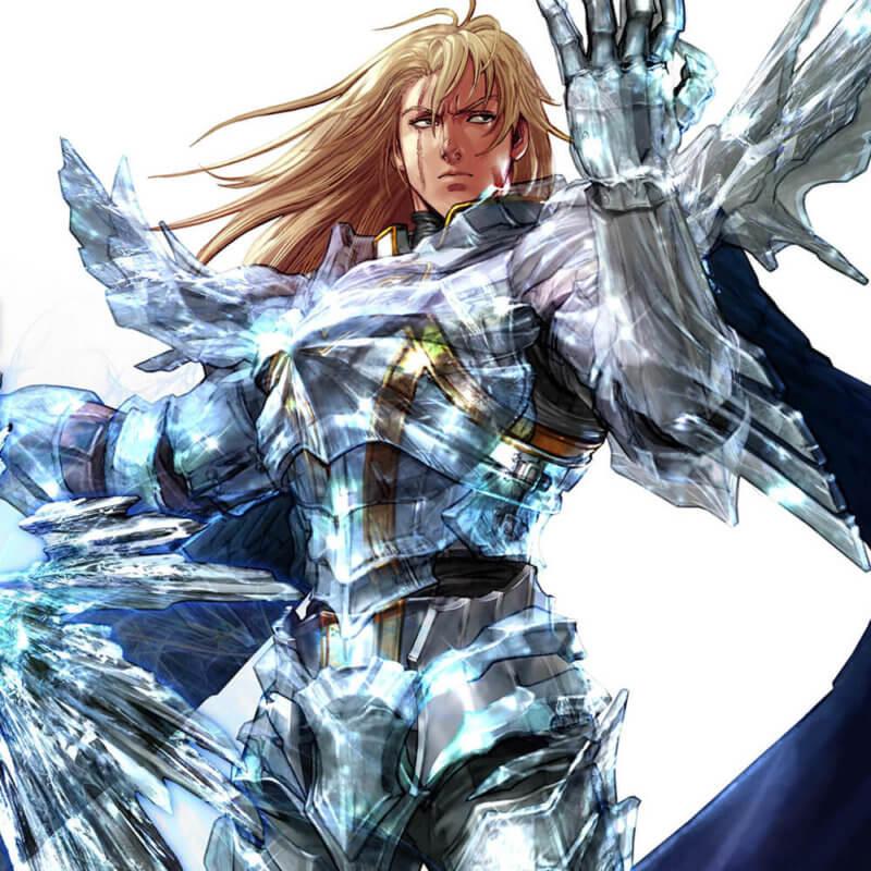SoulCalibur Charakter Siegfried