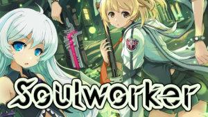 Soulworker Anime MMORPG auf Deutsch 2018