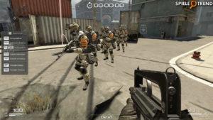Viele dumme Soldaten