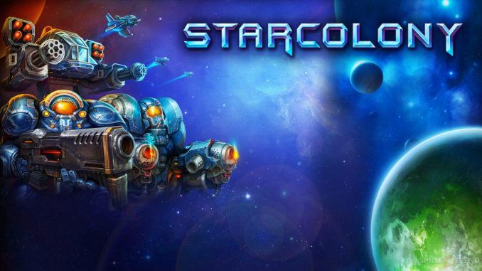 StarColony Spiel 2016 auf Deutsch