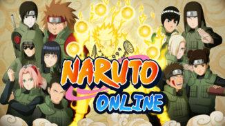 Naruto Online Free2Play Game startet