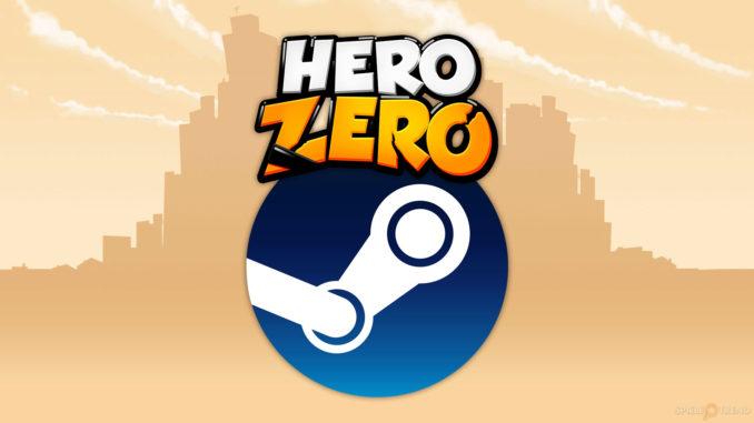 Hero Zero über Steam spielen