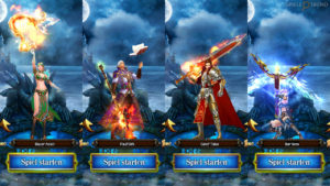 Storm of Swords Klassen