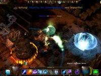 Sturm der Festung als Magier mit Meteor