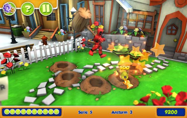 Super Hero Squad Online Game