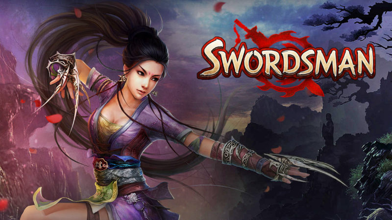 Swordsman Online, das neue Asia-MMORPG
