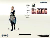 Charaktererstellung in Swordsman Online