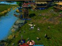 Schilling in Swordsman Online