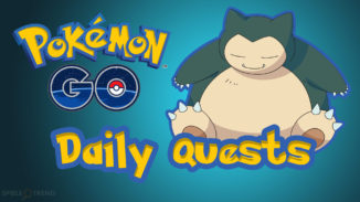 Tägliche Quests in Pokémon GO