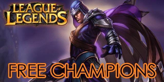 League of Legends: Talon gratis ausprobieren (Season 2: Woche 24)
