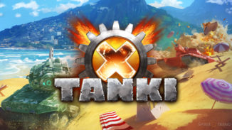 Tanki X Panzerspiel auf Deutsch