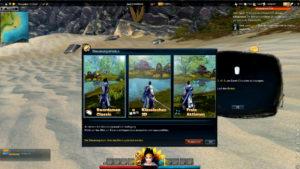 Swordsman Online Tastaturbelegung