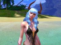 Bikini-Girl in TERA