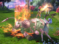 Schnelles Action MMO