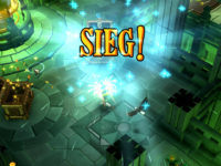 Gameplay zu The Mighty Quest For Epic Loot