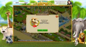 Tierzucht im Zoo