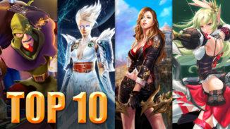 Die 10 besten MMO Spiele 2015 / 2016