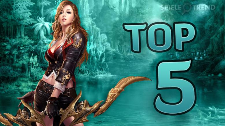 Die besten Asia MMOs, Top 5