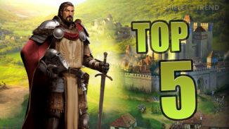 Top 5: Gute Strategiespiele online (2016/2017)