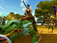 Top Asia MMORPG Game 2016