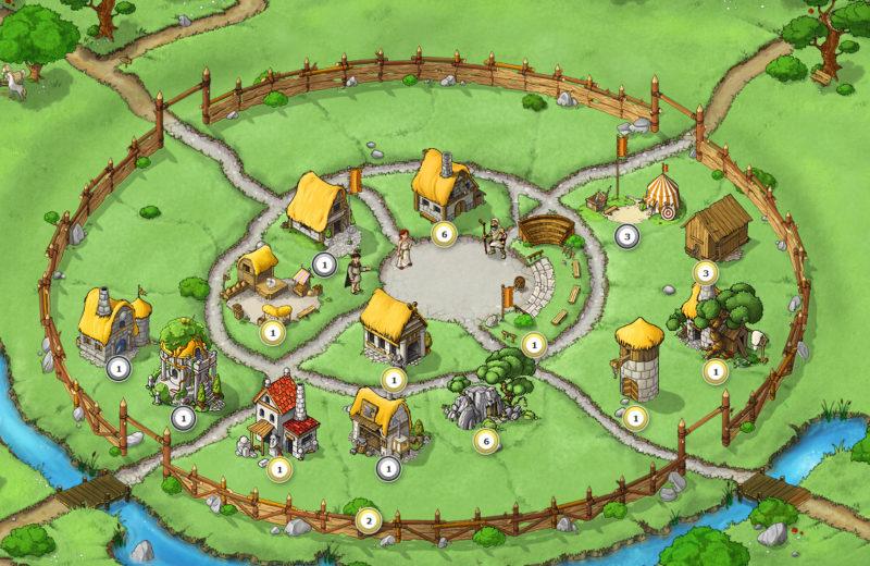 Travian Kingdoms, auch bekannt als Travian 5