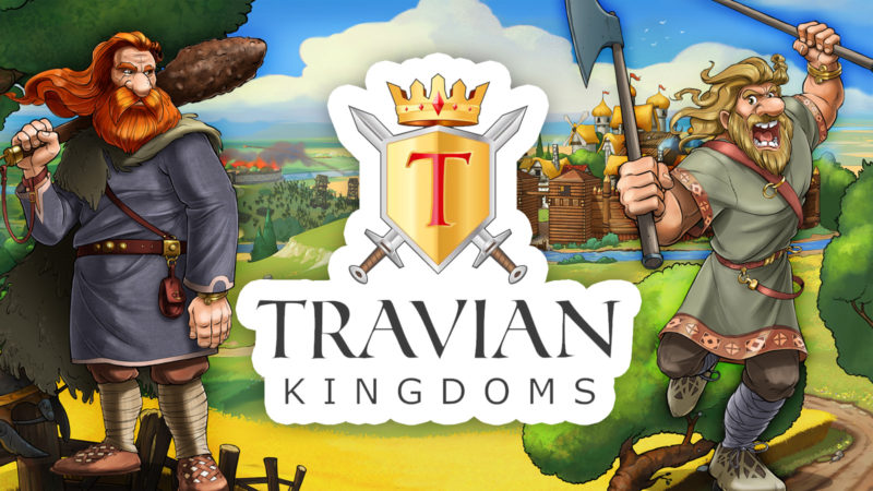 Travian Kingsoms (Travian 5) Browserspiel