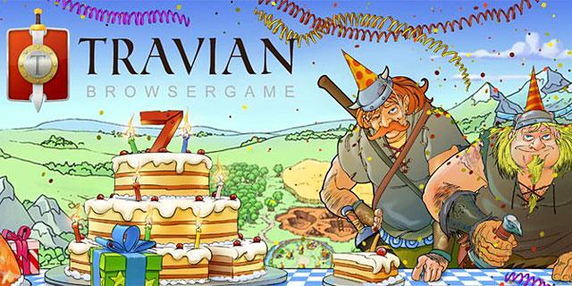 Welt 4 startet im Dorfaufbau Strategiespiel Travian neu