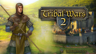 F2P Aufbauspiel Tribal Wars 2 (Coop Mode)