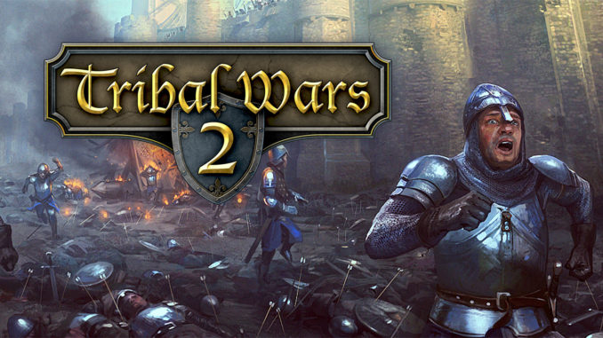 Tribal Wars 2 jetzt auch mit mobiler App
