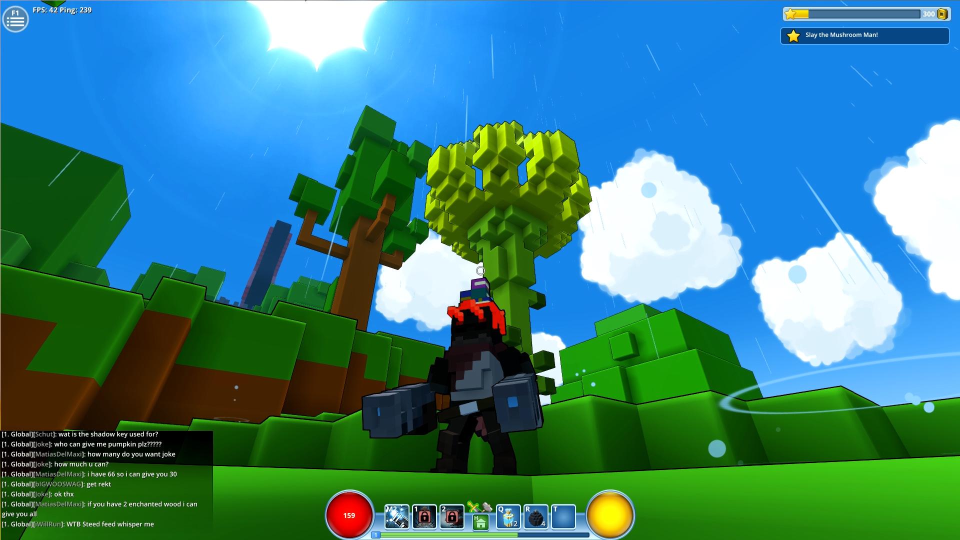 Trove Kostenloses SandboxRollenspiel Spieletrend - Minecraft kostenlos spielen das echte