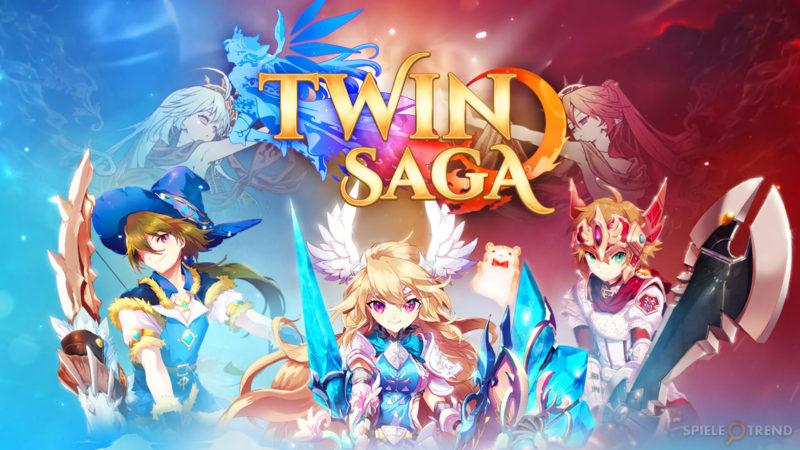 Twin Saga MMORPG auf Deutsch