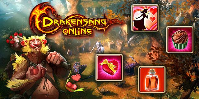 Valentins-Event im kostenlosen Drakensang Online Browsergame
