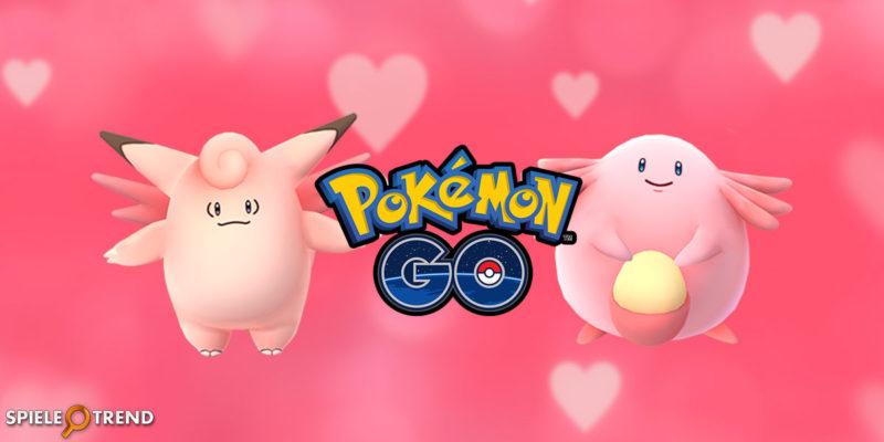 Valentinstag Event in Pokémon GO 2017