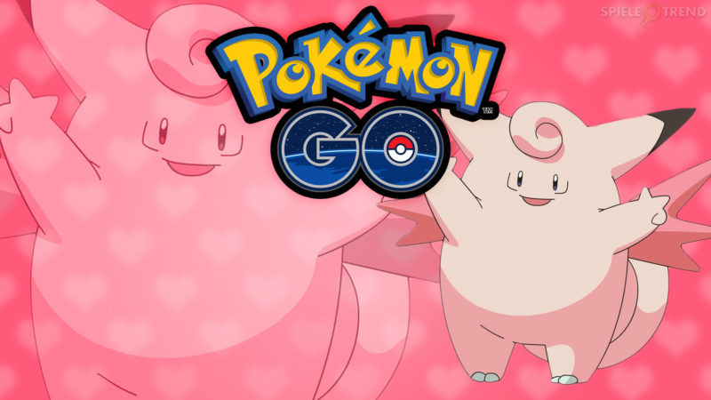 Valentinstag in Pokémon GO Event