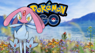 Selfe, Vesprit und Tobutz (Pokémon GO)