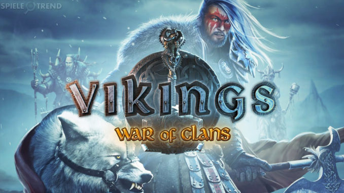 Vikings: War of Clans Online Game
