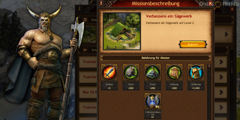 Vikings War of Clans Browserspiel Free
