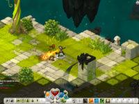 Ein spannender Kampf im gratis MMORPG Wakfu