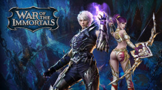War of the Immortals MMO RPG