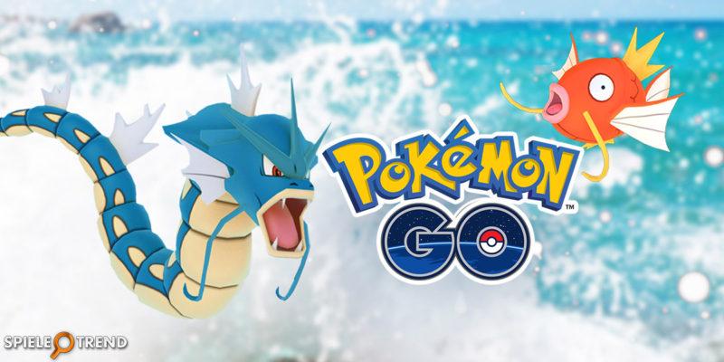 Wasserfestival in Pokémon GO