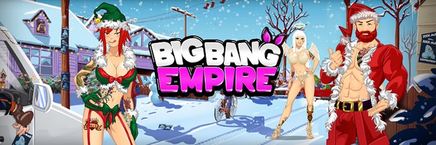 Weihnachten in BBE (Big Bang Empire)