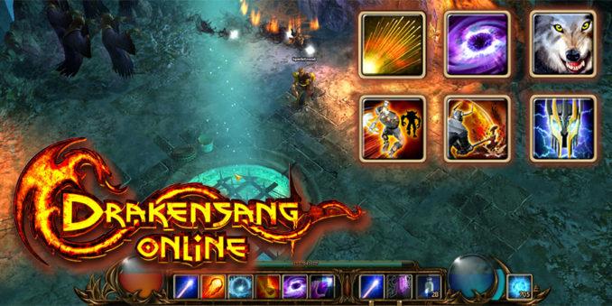 Neue Skills für Drakensang Online (Release 46)