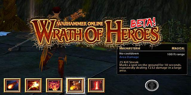 Neue Beta-Phase für das Wrath of Heroes Online Spiel