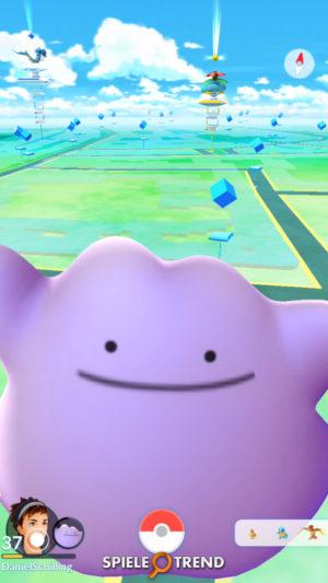 Ditto Bug in Pokémon GO