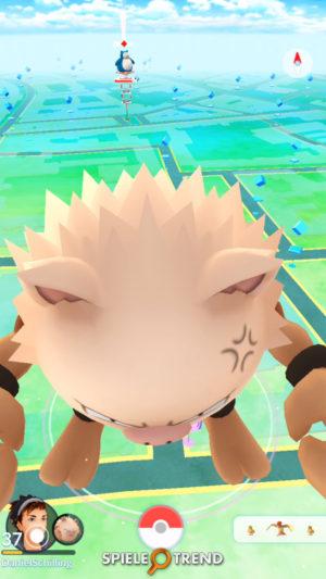 Pokémon GO Rasaff