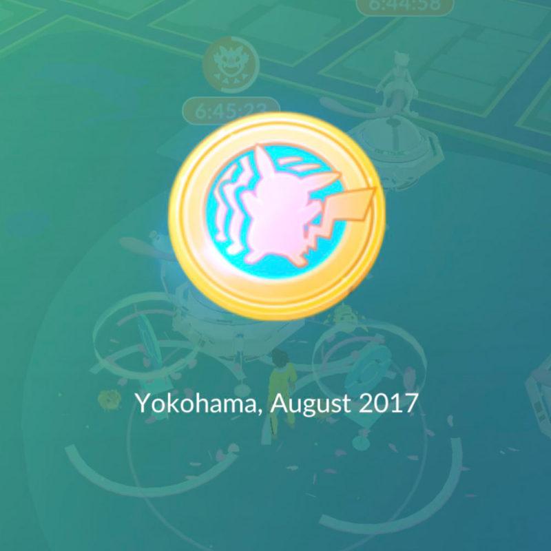 Yokohama-Event-Medaille